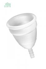 Coupe menstruelle Blanche Yoba Nature