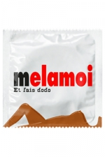 Préservatif humour - Melamoi Et Fais Dodo : Préservatif Melamoi Et Fais Dodo, un préservatif personnalisé humoristique de qualité, fabriqué en France, marque Callvin.